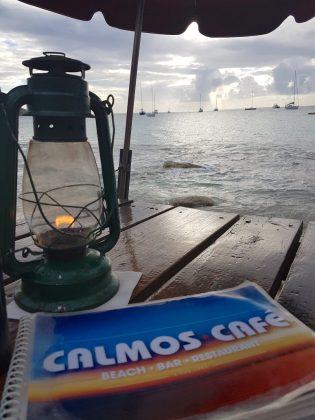 Calmos Café St-Martin