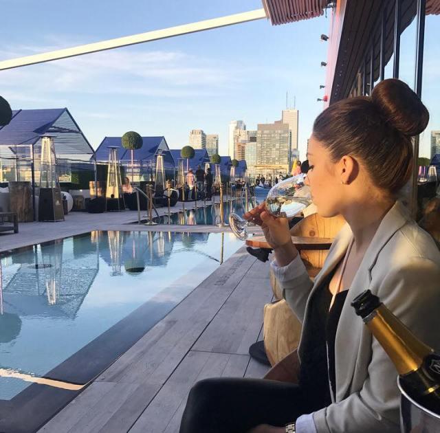 Toronto terrasse