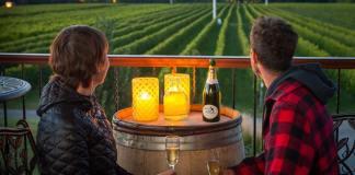soirée tapas au vignoble