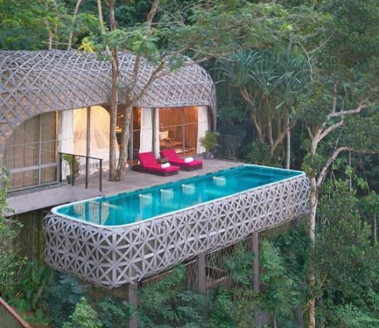 Plus belles cabanes dans les arbres au monde