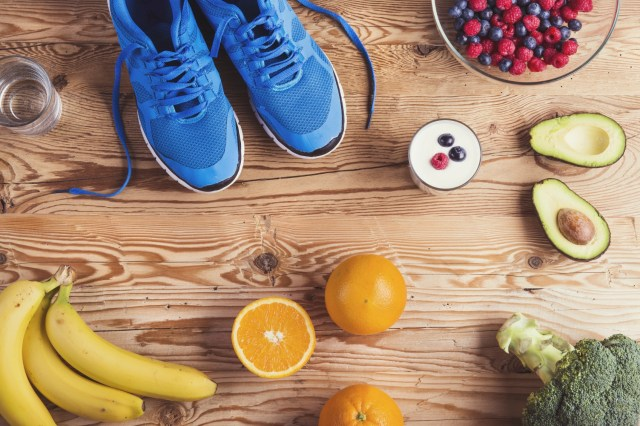 motivation gym, nutrition