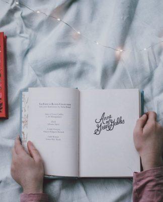 lecture en cadeau, cover