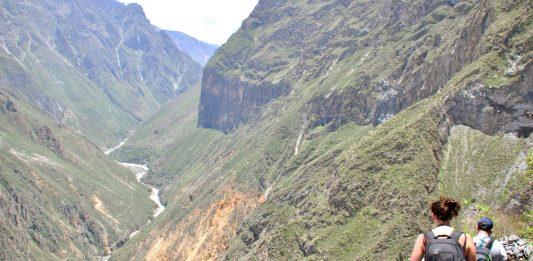 Randonnée dans le Canon del Colca, Pérou