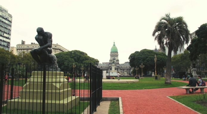 le Palacio Barolo à Buenos Aires