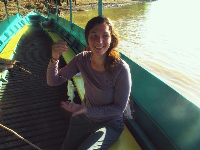 pêche à Puerto Maldonado