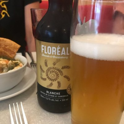 Festibiere Quebec 2018 - Floreal Microbrasserie Generale