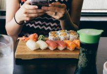 sushis maki
