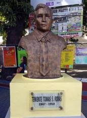 2009 Jonas Roces - Barangka, 1947-50 Teniente Tomas S. Roxas