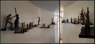 2000 Vincent Pinpin - Stations of the Cross, Immaculate Conception Chapel