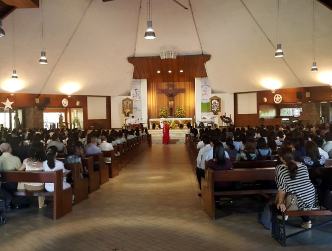 09 1981 Sta. Maria della Strada, Katipunan Avenue 06
