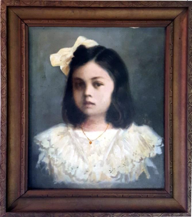 Pedro Jose Zanoni Respall (1873 - 1919) - Conchita Yulo Ortiz
