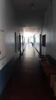The halls of the CFA