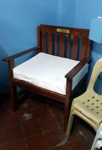 2007 Arcadio T. Pagulayan - Professor's Chair for William Atlas Longacre I