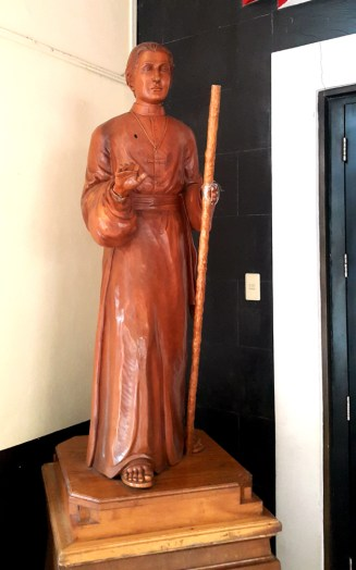 Paete sculpture of St. Anthony Mary Claret