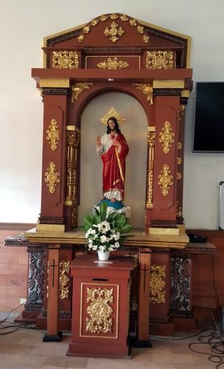 08 1980 Holy Spirit Parish, Sacred Heart of Jesus