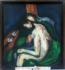 08m Sieger Köder - Jesus is taken down from the Cross