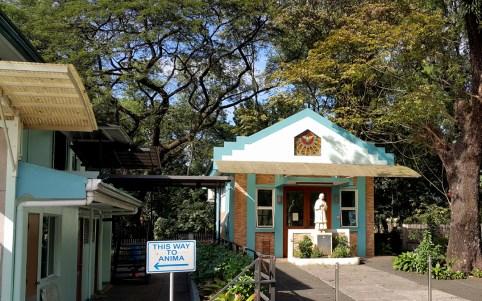 2010 Pentecost Chapel