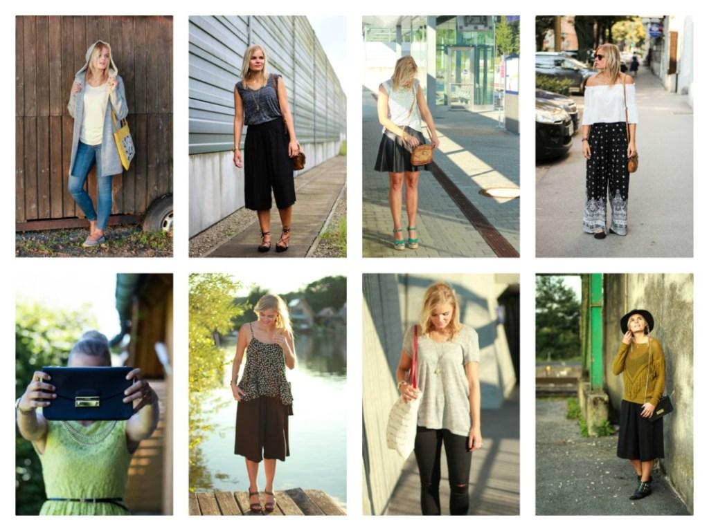 Outfits September Monatsrückblick