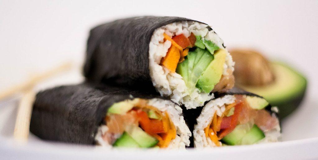 Cook – Gastbeitrag Low Carb Sushi