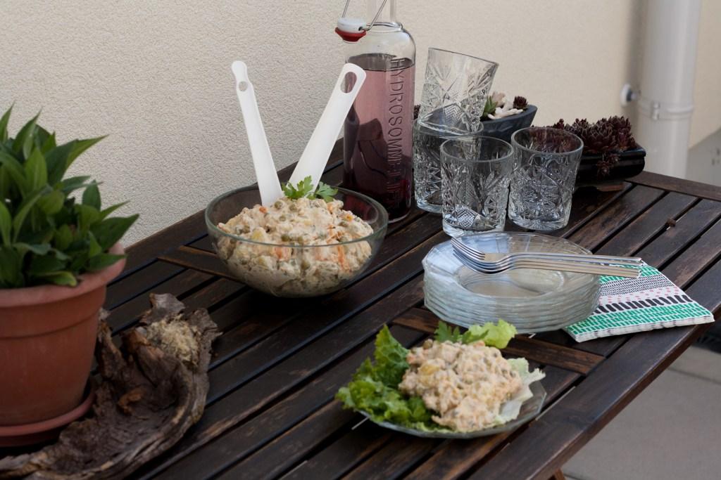 Cook – Gastbeitrag Grillsalat Spanish Style
