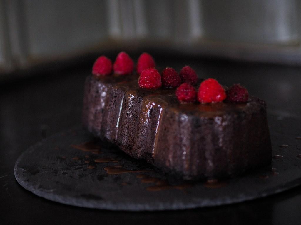 einfacher Schokoladekuchen, Schokokuchen, Rezept, Schneller Schokokuchen, Rezept, Foodblogger, Lakatyfox