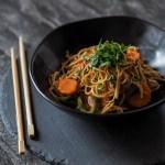 thailändische küche, thai, nudeln, asiatisch, gemüse, huhn, rezept, food, foodblogger, reisnudeln, kochen
