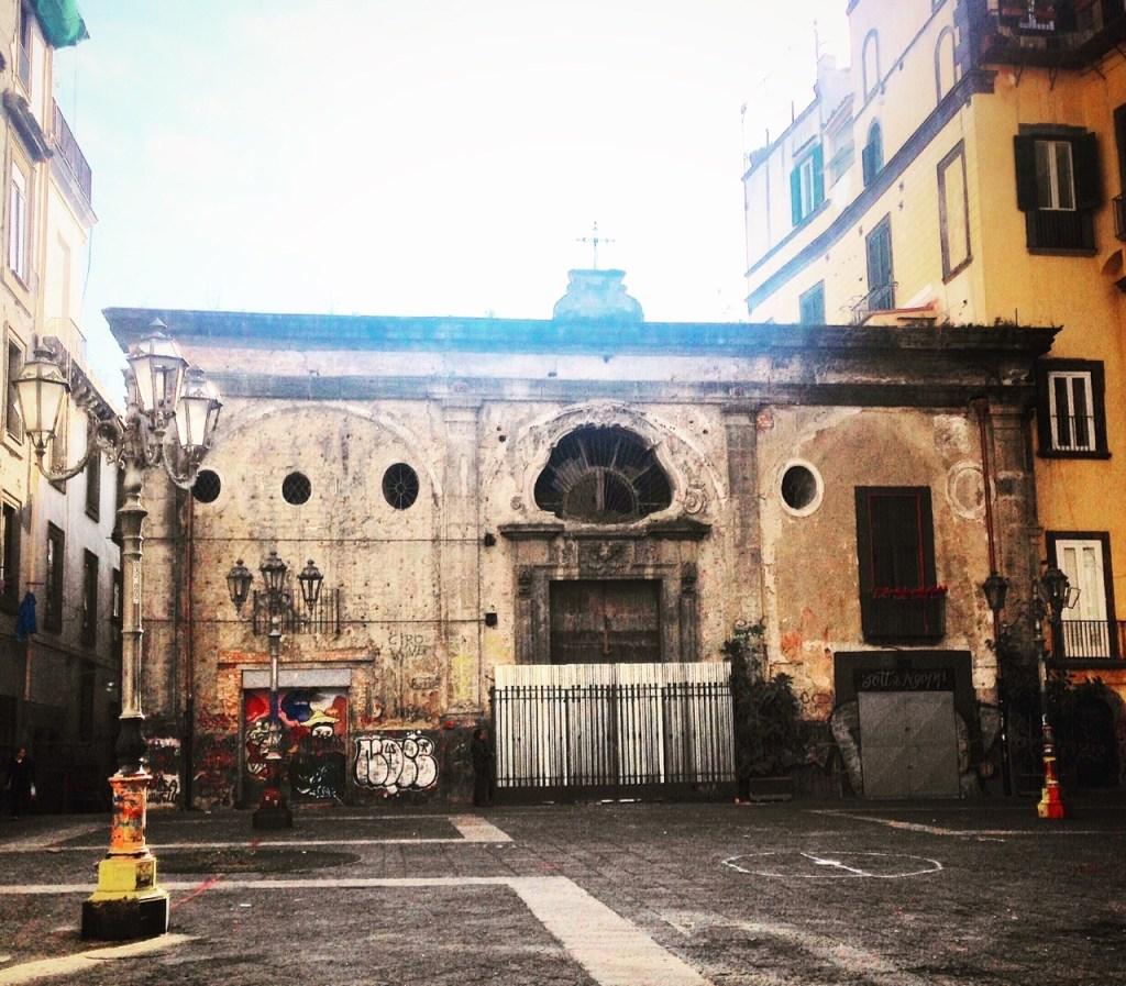 Neapel Kirche