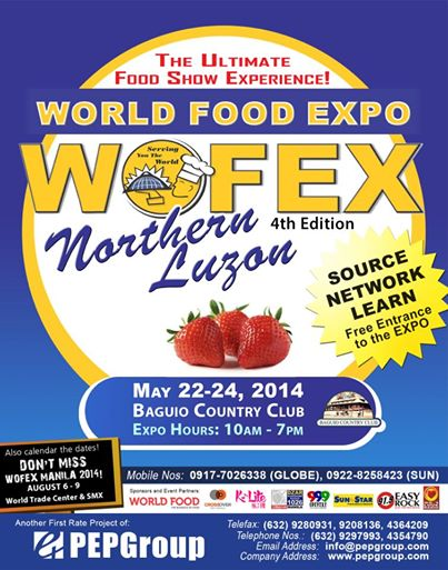 WOFEX Norther Luzon Baguio City