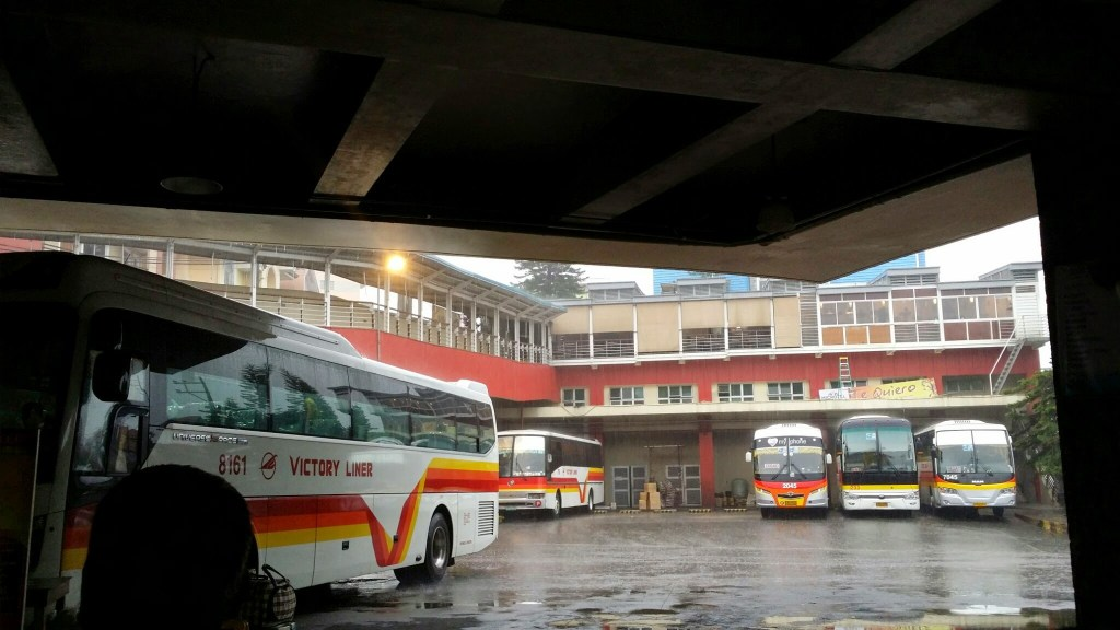 Victory Liner Bus Station