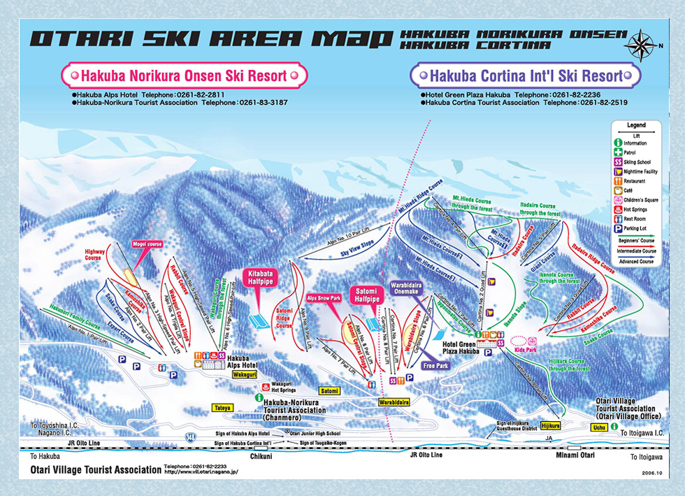 Skiing And Snowboarding In Japan Lakbayer