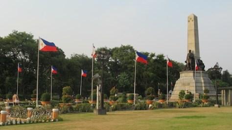 Luneta Rizal Monument