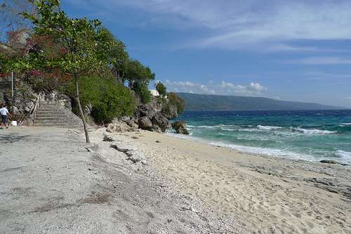 Sumilon Island in Cebu