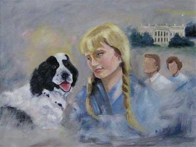 Amy Carter by Barbara J. Huff