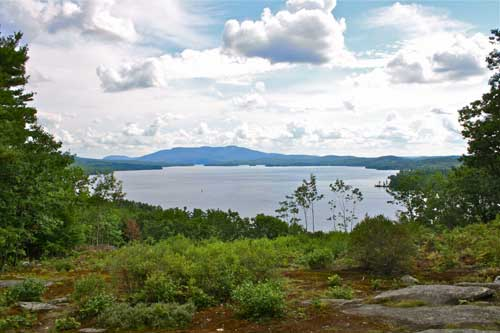 Clark Lookout at Lake Sunapee