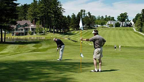 Sunapee Country Club Golf