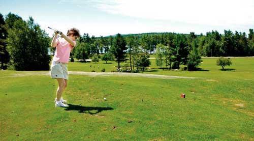 Twin Lake Villa Golf