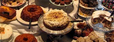 Chef Anne Bernroth Desserts