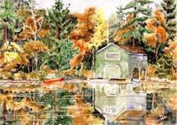 OODYC Boathouse