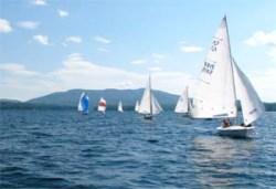 Lake Sunapee Sailing Day