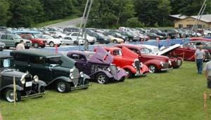 Sunapee Lions Motor Vehicle Show