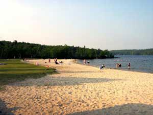 Sunapee State Beach