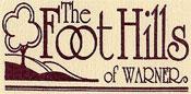 Foothills of Warner