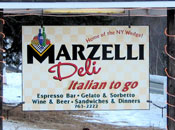 Marzellis Deli Newbury
