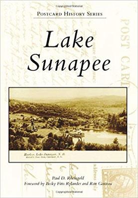 Lake Sunapee Postcards