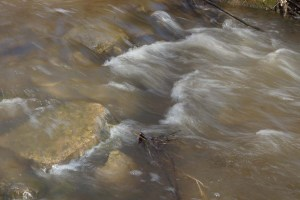 Dagget's Creek Meltwater