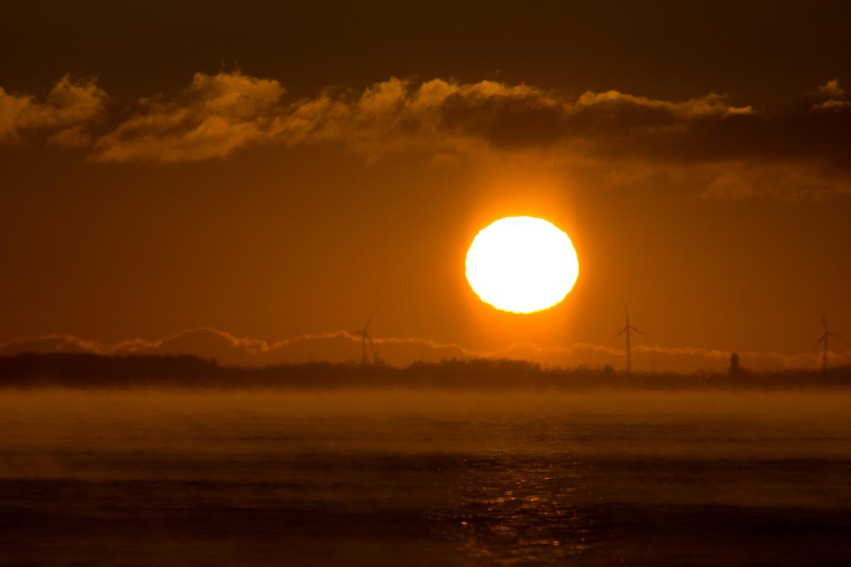 Lake Winnebago Sunrise