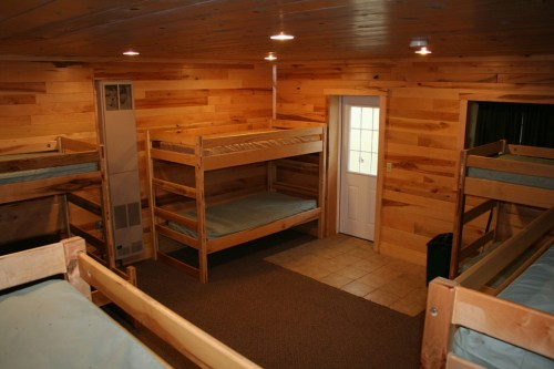 Junior Cabins