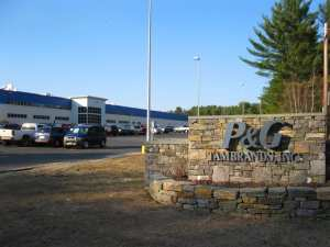 Procter & Gamble-Tambrands, Auburn, Maine