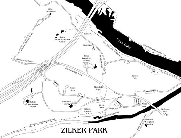 Downtown Austin's 55th Annual Zilker Garden Festival