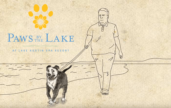 Paws By The Lake